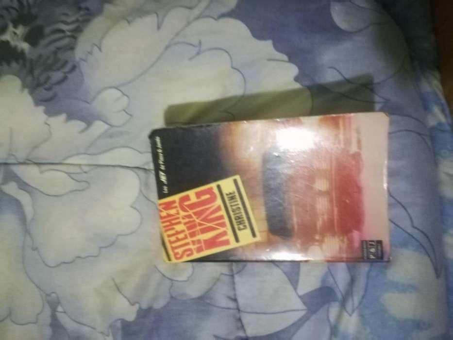 Libro 'Christine' Stephen King