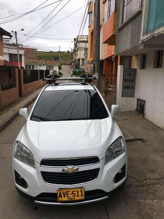 Chevrolet Tracker 2014 - 53500 km