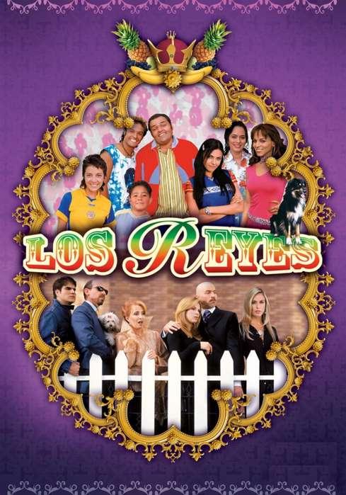 Los Reyes (2005-2006) [Mario Ribero] Serie completa (237 Capítulos) Envío Incluido