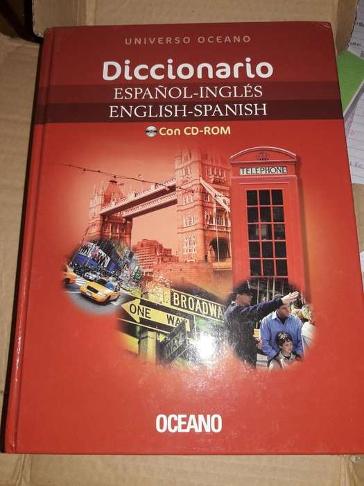 Vendo Diccionario Nuevo