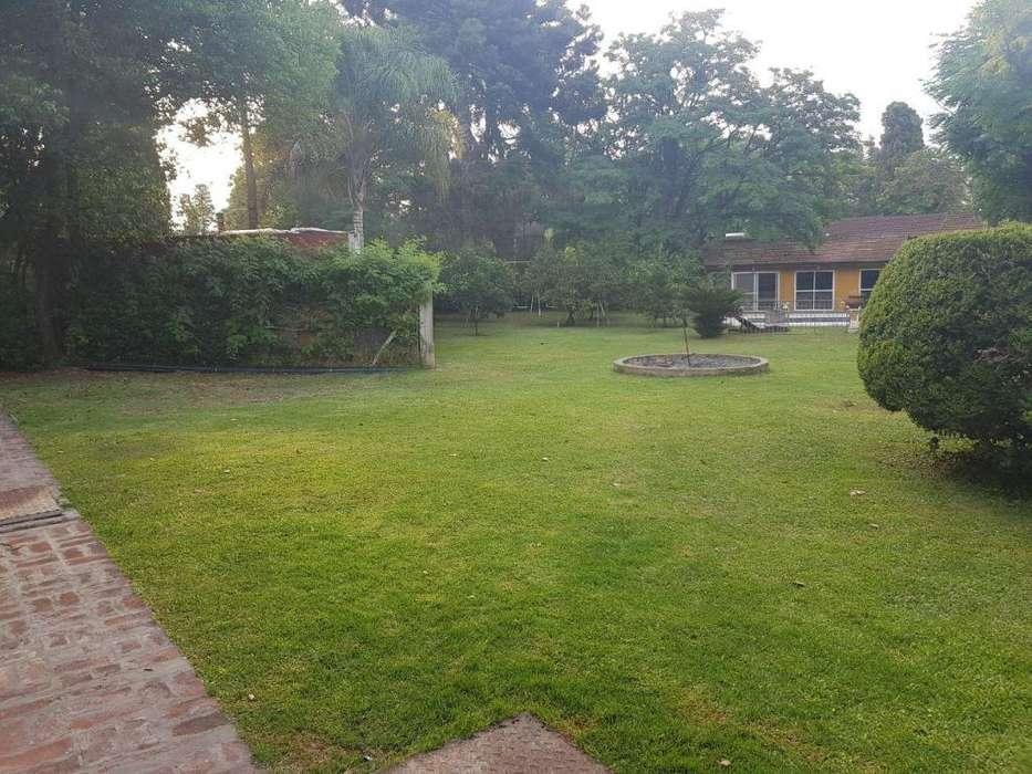 Hermosa casa quinta en leloir
