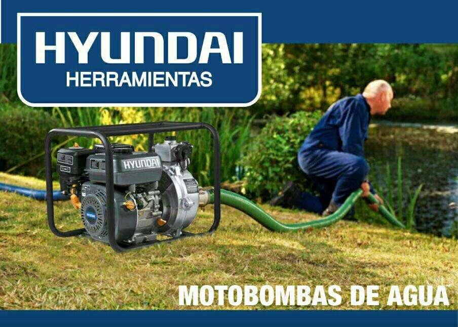 Motobombas Hyundai varios modelos