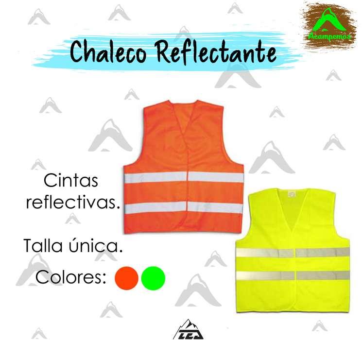 Chaleco Reflector