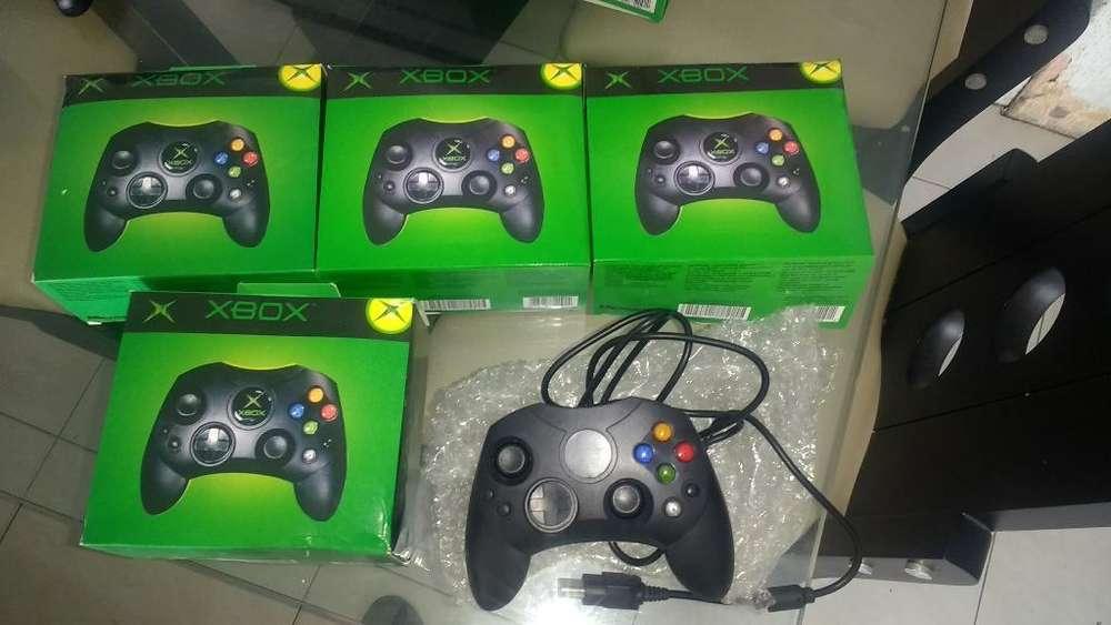 Controles Nuevos de Xbox Clasiso