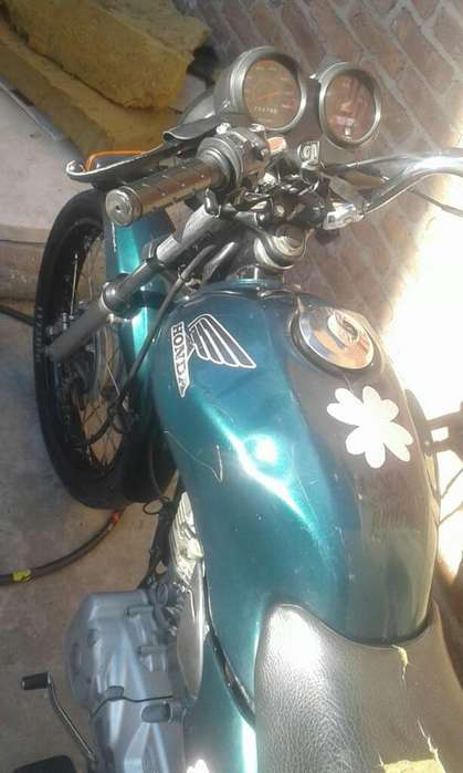Honda Fan 125 No Le Pasa Corriente Vendo