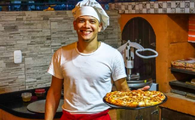 Pizzero - Pocionador
