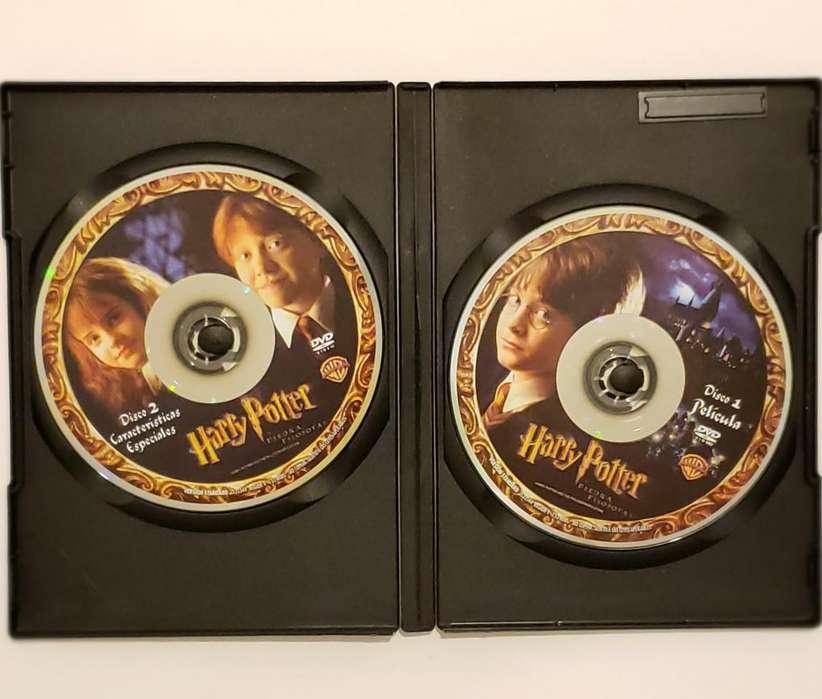 Coleccion Harry Potter - Cds Originales