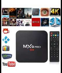 Android Tv Box 2 Meses Netflix Gratis