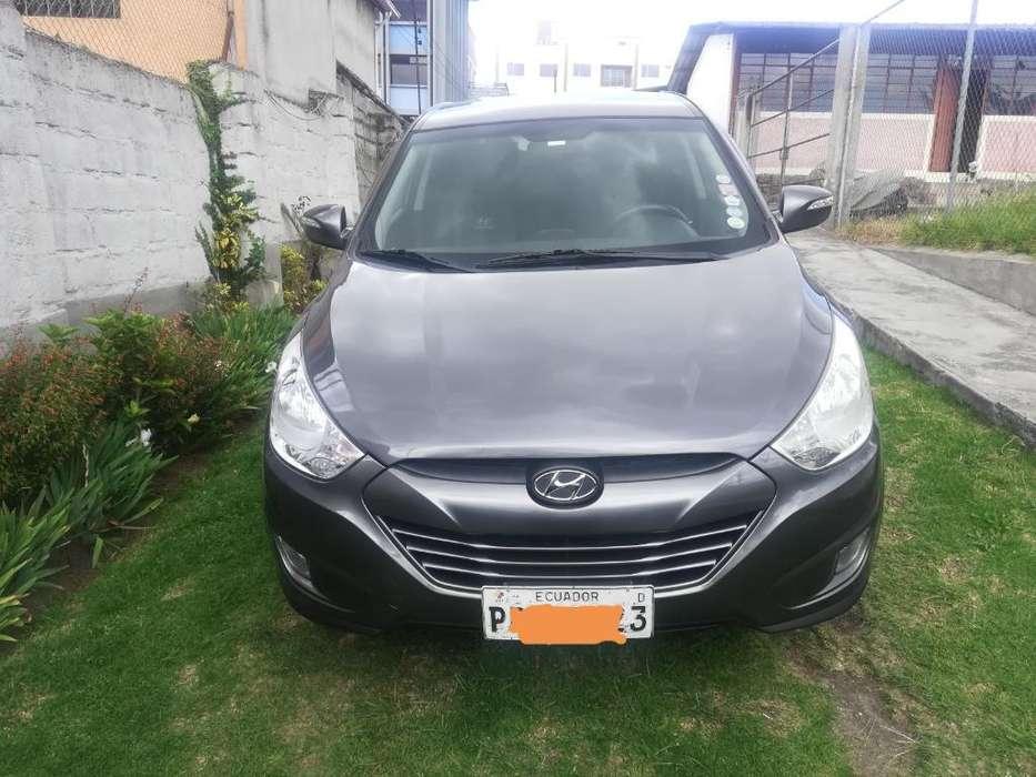 Hyundai Tucson 2011 - 88000 km