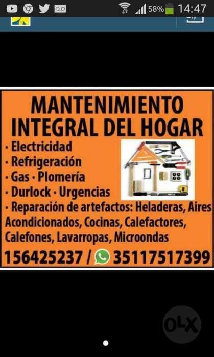 Mantenimiento Del Hogar Cba.