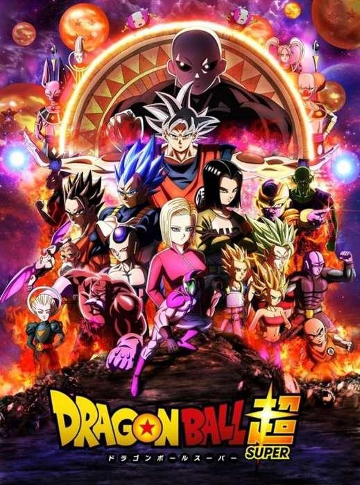 Dragon Ball Super en Formato Digital