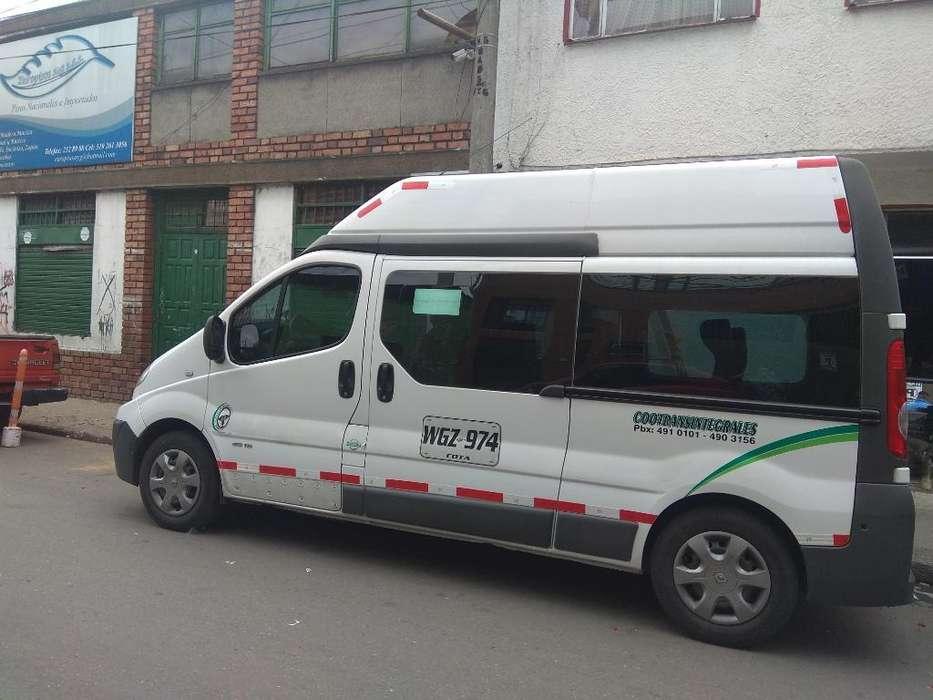 Alquiler de Vans para Expresos