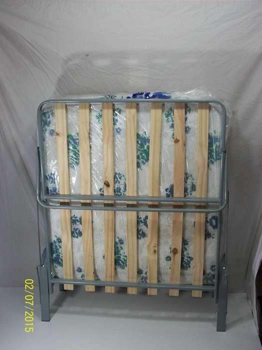 Fábrica y venta de <strong>camas</strong> plegables con colchón de 13cm