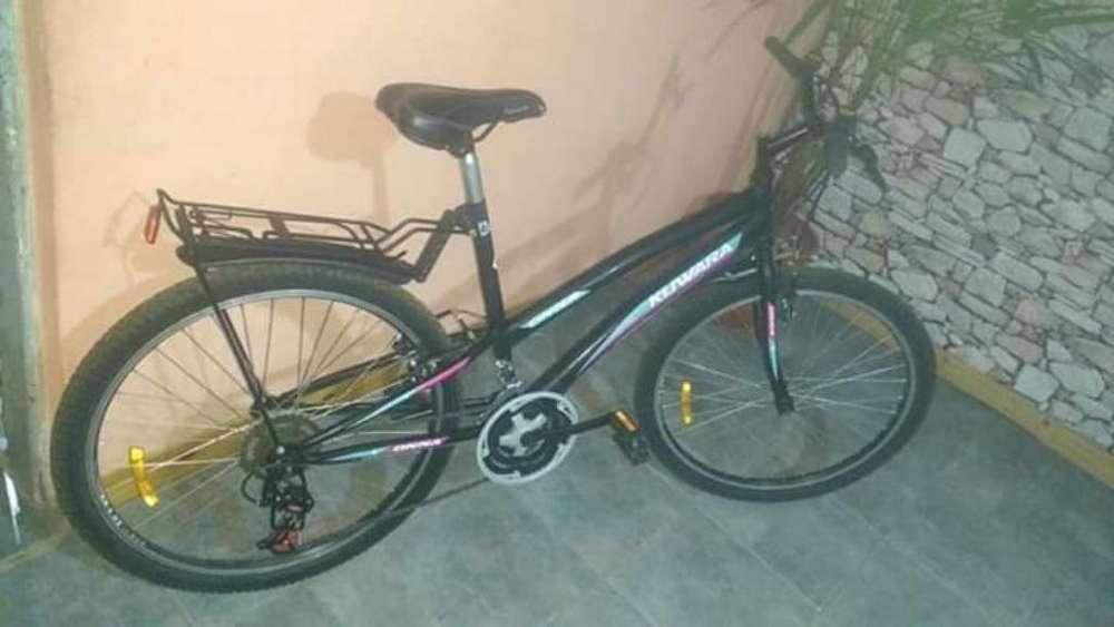 Bicicleta de Mujer Rod 26 nueva