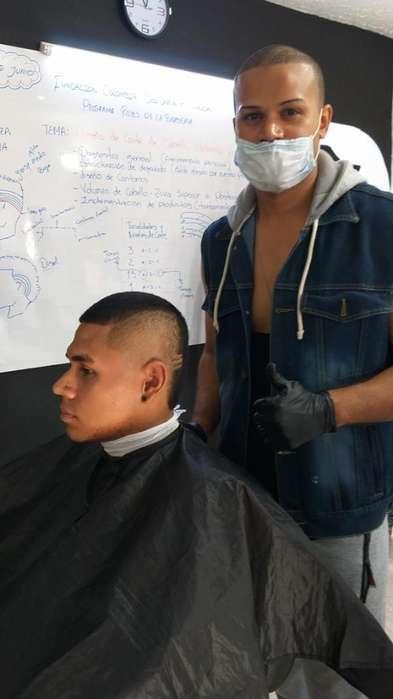 Barbero en Proseso.