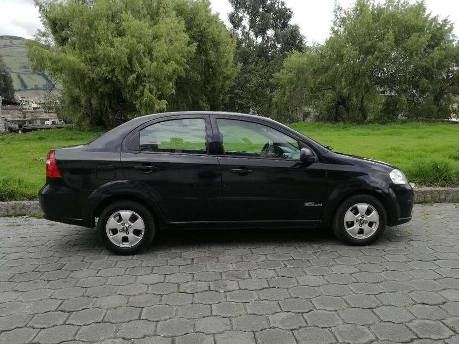 Chevrolet Aveo 2009 - 190 km
