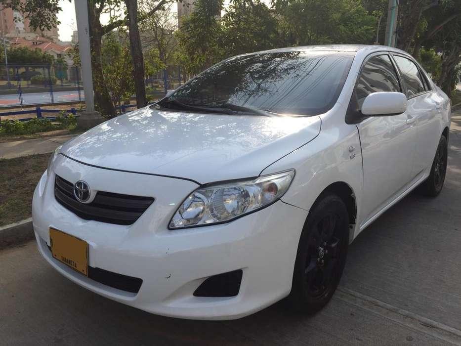 Toyota Corolla 2009 - 143000 km