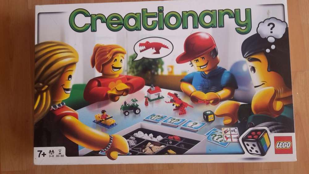 Juego Creationary LEGO