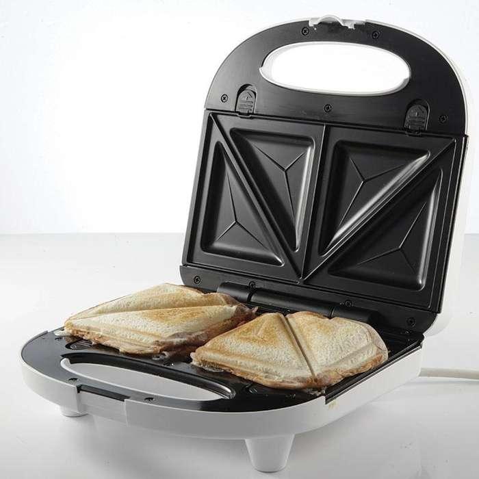 <strong>sandwichera</strong> Y Waflera Smart Life Slswd5000 Placas Removibles