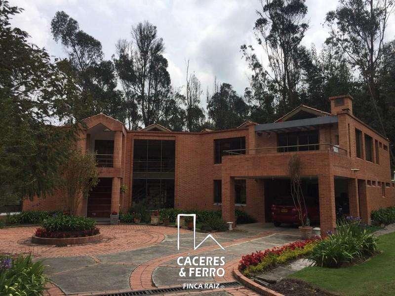 Cod. ABCYF21354 Casa En Arriendo En La Calera Teusaca