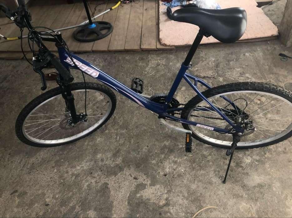 Bicicleta en 100 Dolares personas serias