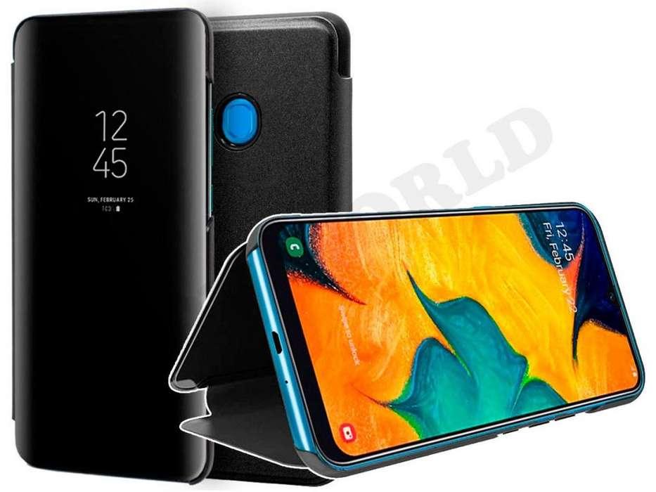 Estuche Flipcover Samsung Galaxy A8s A20 A30 A50 A40 A70 S9 S10