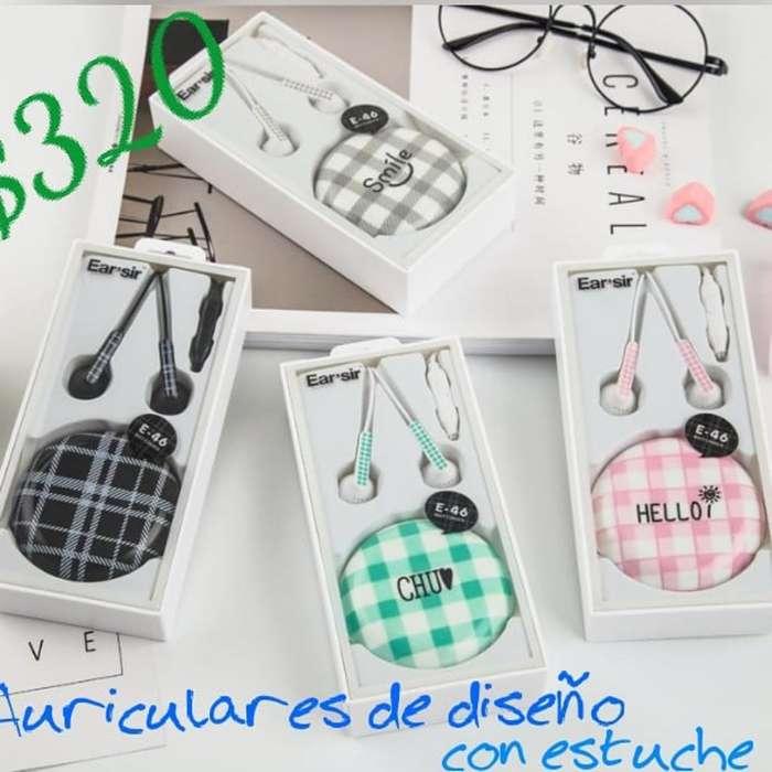 Auriculares de Diseño