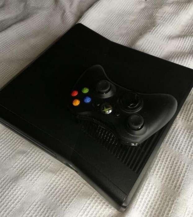 Xbox 360 250gb 40 Juegos Buen Estado