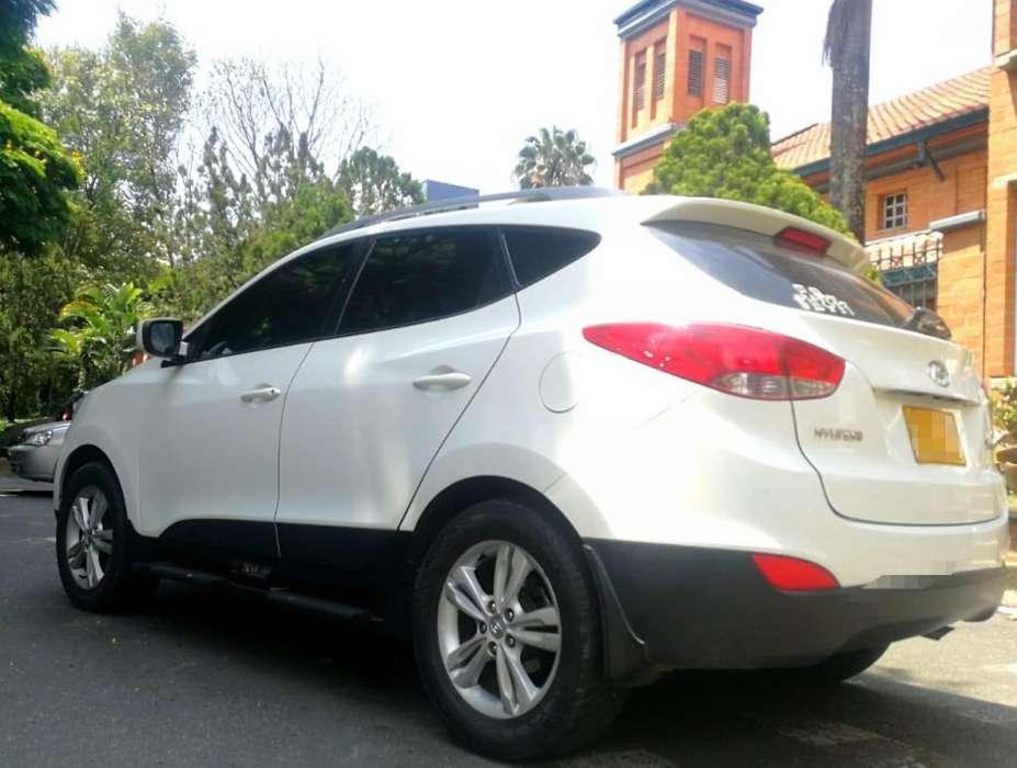 Hyundai Tucson ix-35 2010 - 115000 km