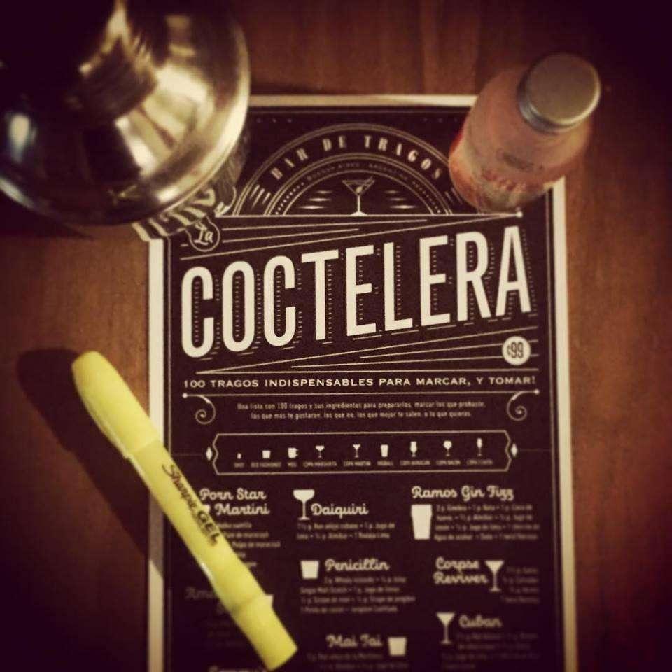 Coctelera Decorativa