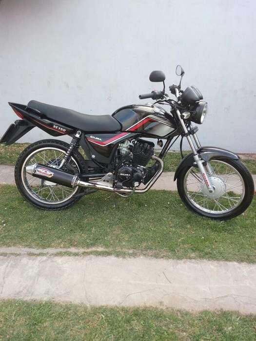 <strong>moto</strong> Vc 150 Cc Impecable con Spr Exc Mec