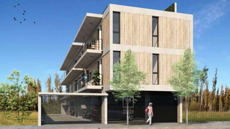 Venta - Plottier - Neuquen - Departamentos de 1 y 2 dormitorios en construccion