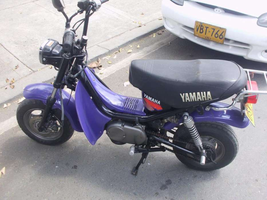 <strong>yamaha</strong> Lb 80 Chappy con Traspaso