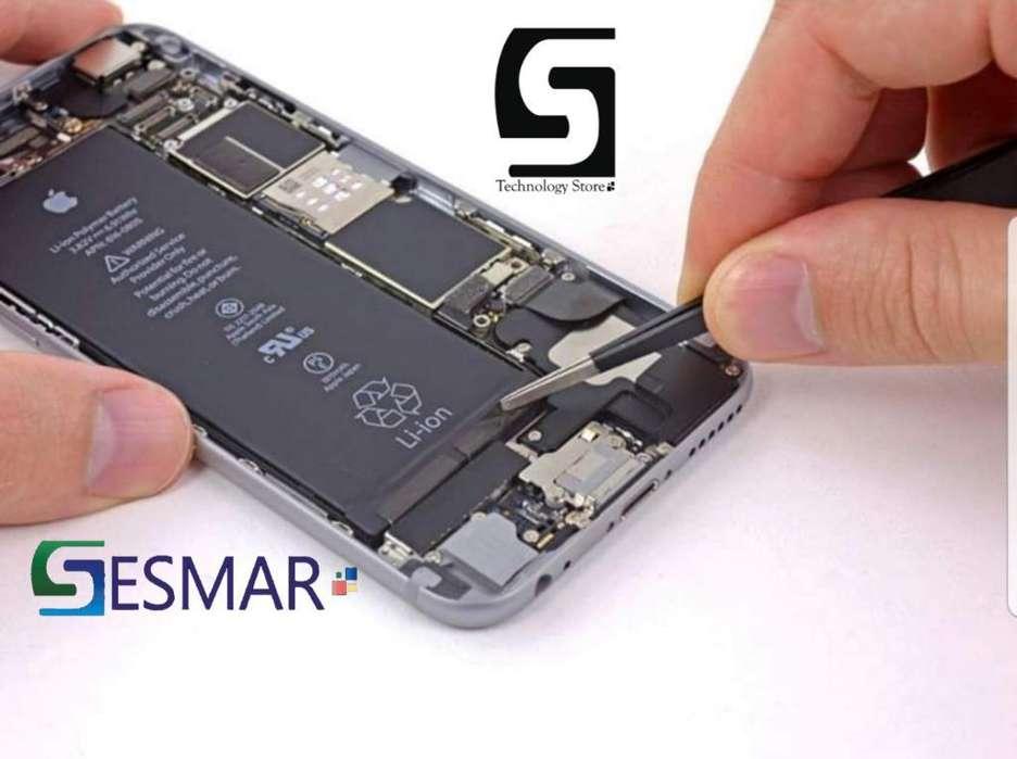 Cambio de Bateria iPhone 5 6 7 8 X