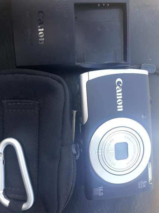 Camara Canon Power Shot Hd