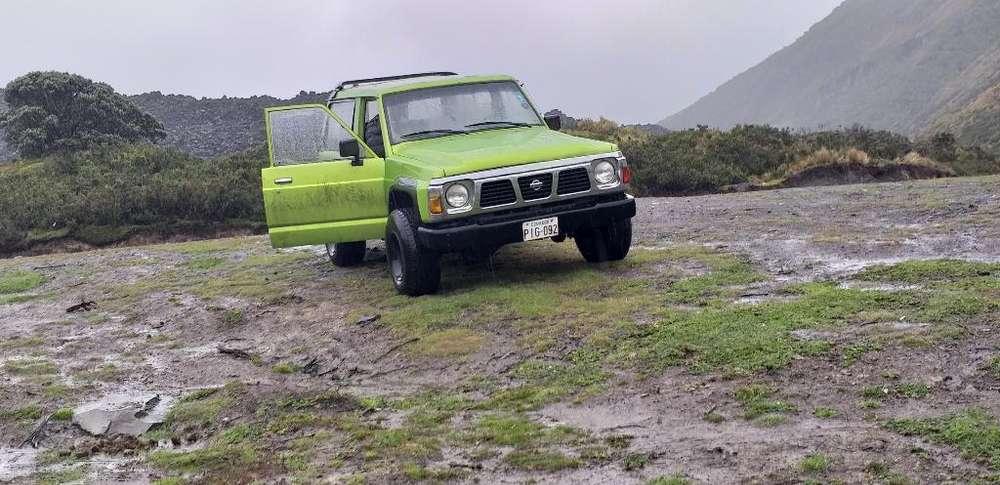 Nissan Patrol  1991 - 140000 km
