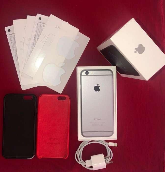 iPhone 6 32Gb Perfecto Estado