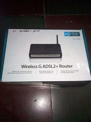Dos Routers Modems.