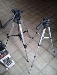 Tripodes Fotograficos  2 x 1