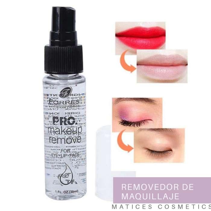 Removedor de Maquillaje Pro Makeup Profesional
