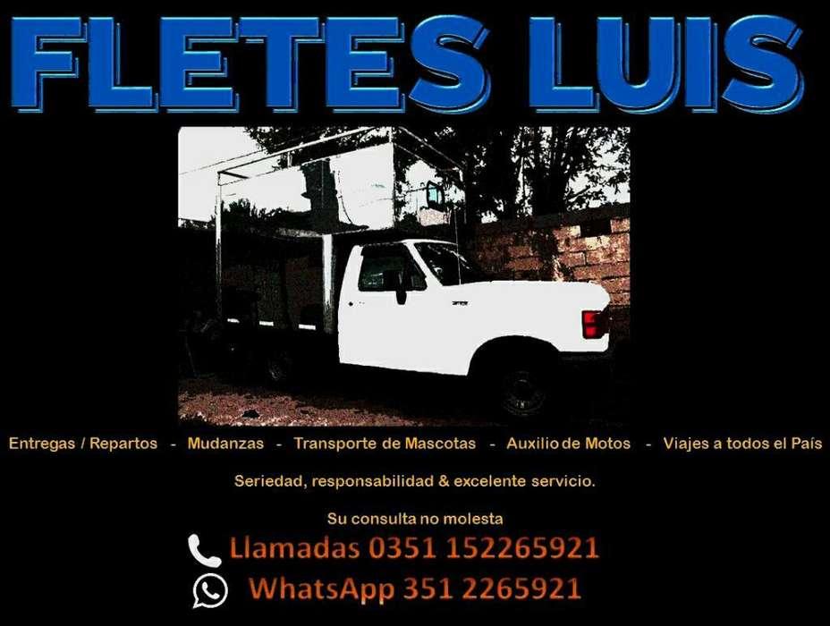 Servicio de Flete Fletes Luis