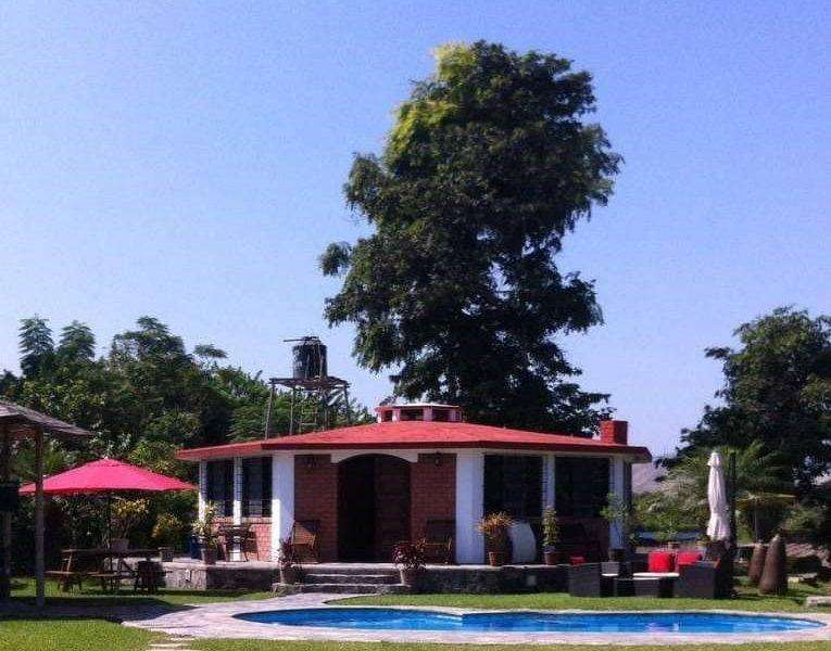 VENDO, casa de campo en Cerro Bermejo, San Antonio, Mala (amoblada, con piscina)