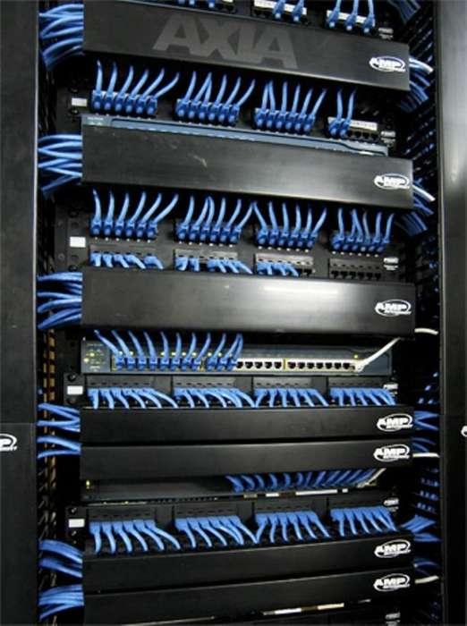 Servicio Cableado Estructurado Cat.5E, Cat.6, Cat.6A, Voz y Datos Cel. 999607314