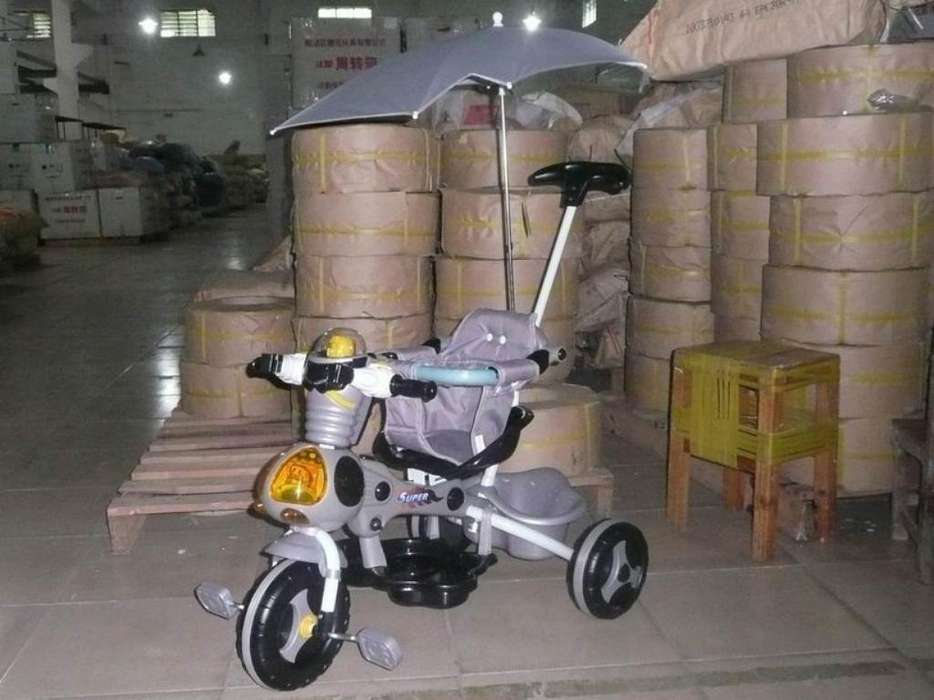 Vendo Lindos Triciclos Musical