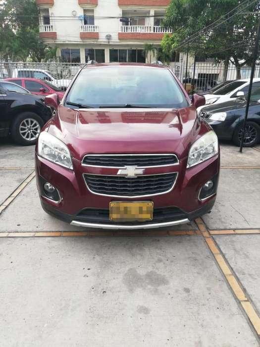 Chevrolet Tracker 2014 - 74000 km