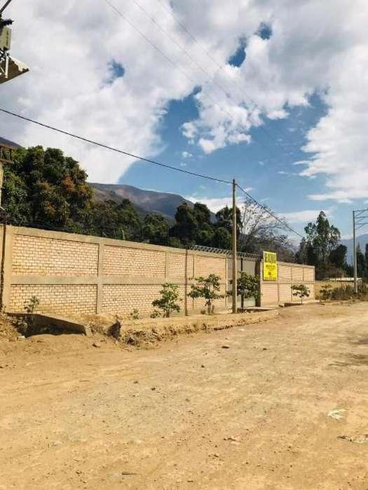 Vendo Terreno en Huánuco