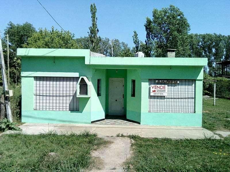 Casa en Venta El Salvador Nº518, Bº La Milagrosa, Marcos Paz, Cod.2193D