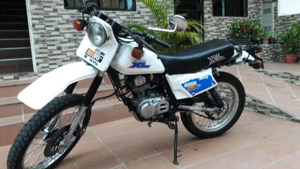 Honda Xl 185 Ganga