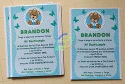 Invitaciónes Personalizadas