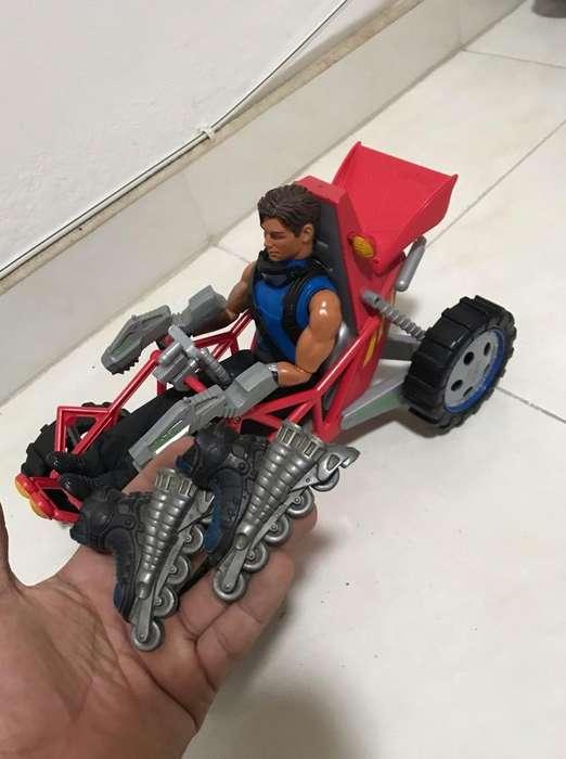 Max Steel Carro Buggy